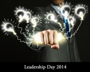 Leadership Day 2014 Badge