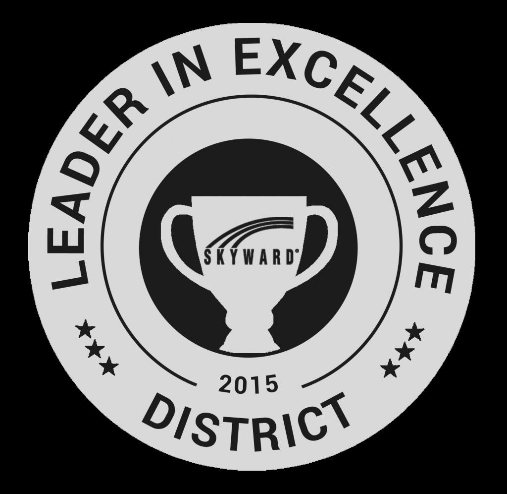Skyward Leader in Excellence Award