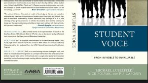 Student Voice: From Invisible to Invaluable